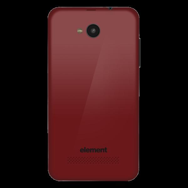 Element P403 Rozsaszín piros / fekete/ fehér