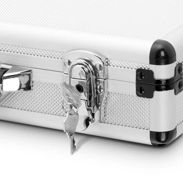 Fém szerszámtartó táska 400 x 280 x 80 mm
