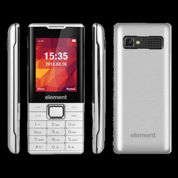 Gombos telefon Element P020