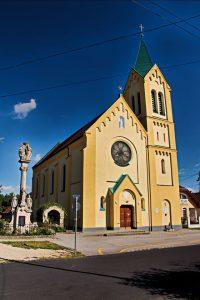 bakonygyepesi nagyboldogaszony templom