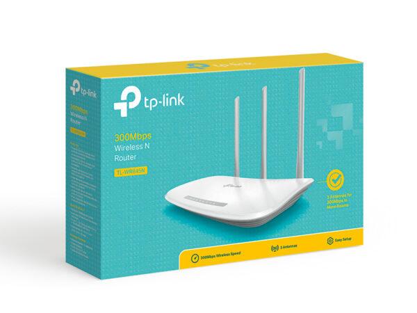TP-LINK TL-WR845N Vezeték nélküli nano router