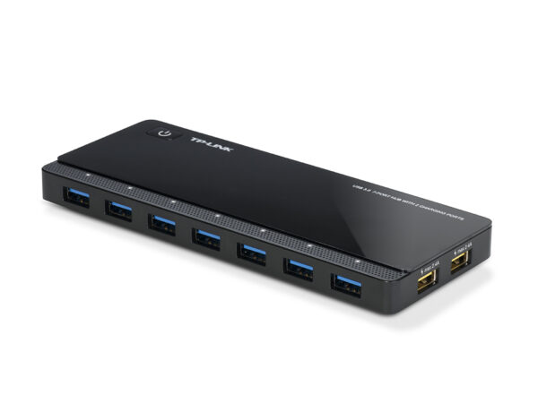TP-LINK UH720 Asztali hub, USB 3.0