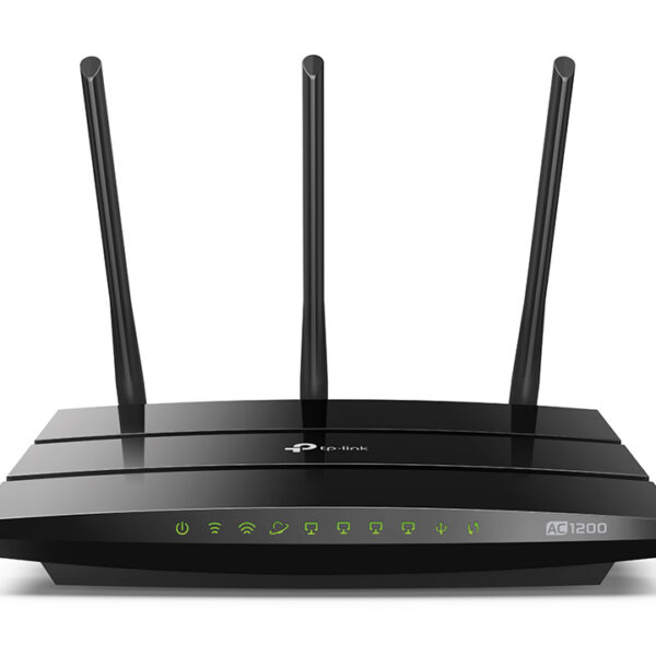 WiFi routerek 300-4600 Mbps