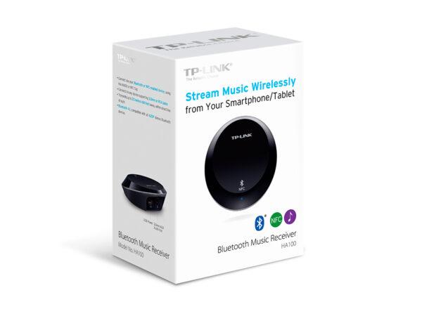TP-LINK HA100 Bluetooth-os audió vevőegység