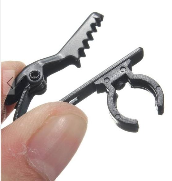 Mikroport-csipesz 8,5mm