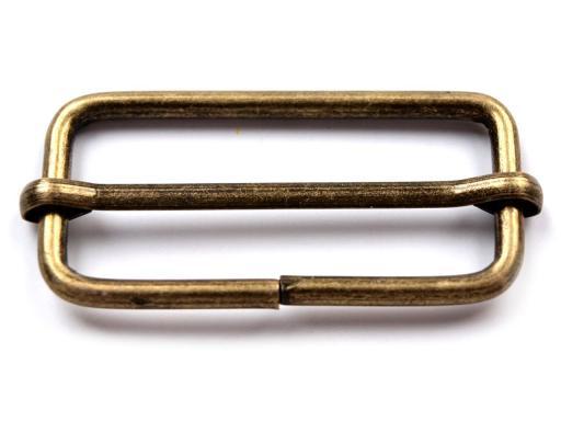 Fém mozgó csúszó 40mm antik