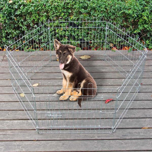 60 cm magas kutyakarám, ketrec