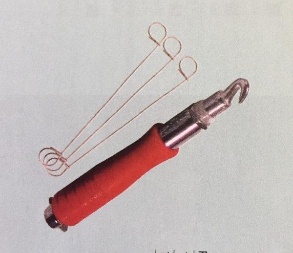 Kötöző Automatikus TWISTER KIT+50 drót
