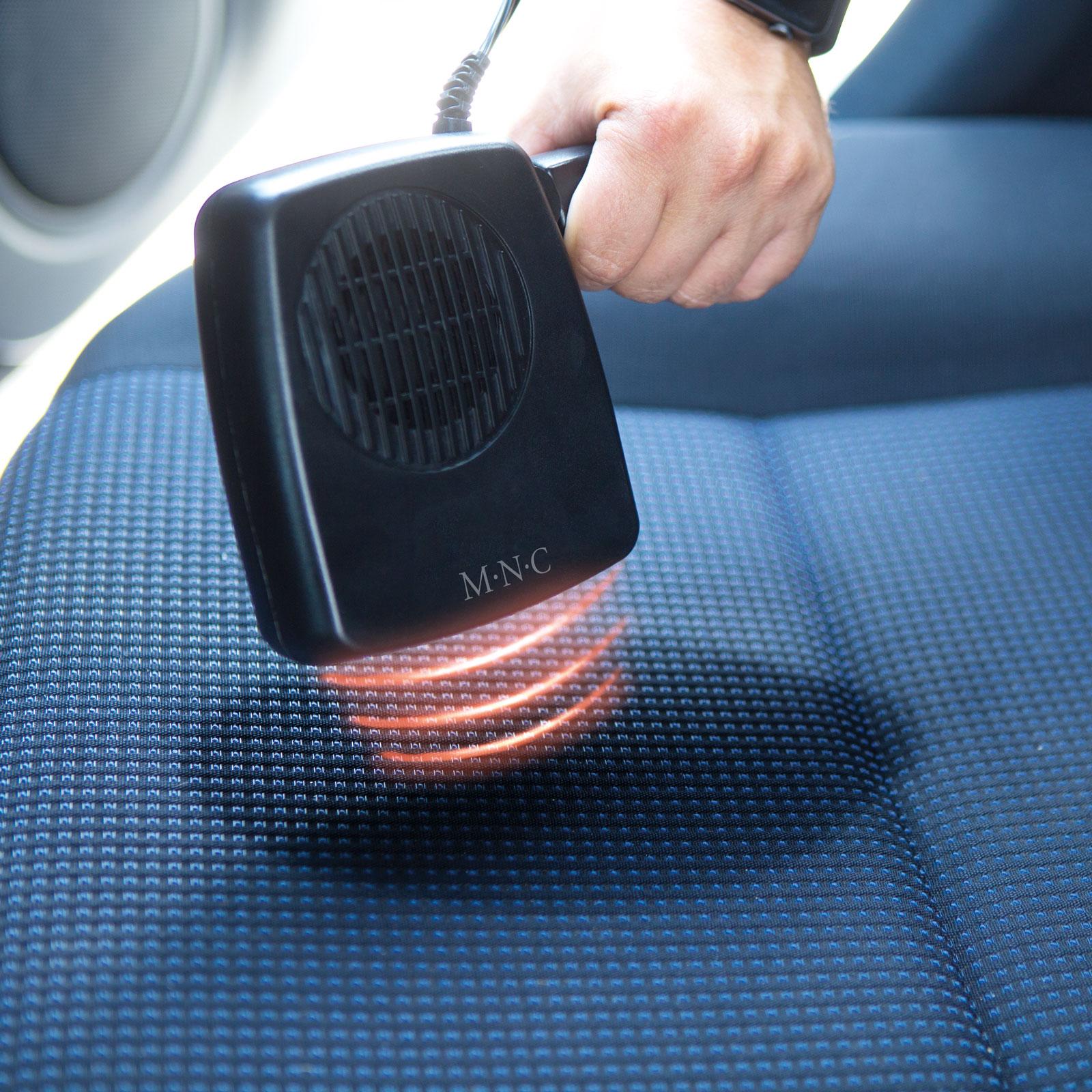 Autós páramentesítő és fűtőventilátor