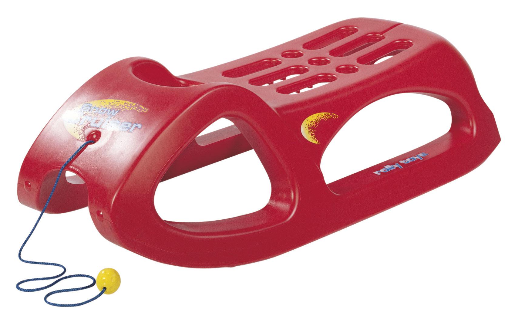 Rolly Toys Piros szánkó