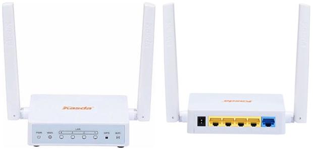 KASDA KW5515 Vezeték nélküli router 300Mbps