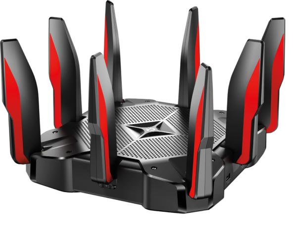 TP-LINK ARCHER C5400X vezeték nélküli három sávos MU-MIMO Gaming Router