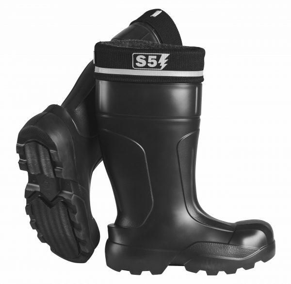 Camminare – Master S5 Pro EVA munkavédelmi csizma FEKETE (-35°C)
