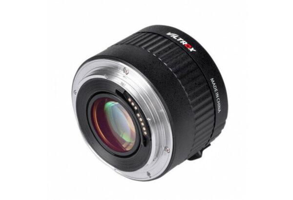 Viltrox C-AF 2X Teleplus autofókusz Canon