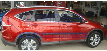 Ajtóvédő díszléc választható autótípus