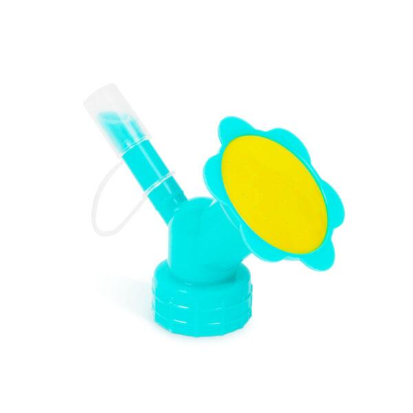 Öntözőfej italosüvegekre - 2 féle vízsugár - műanyag