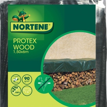 Protex Wood zöld 1,5x6 m